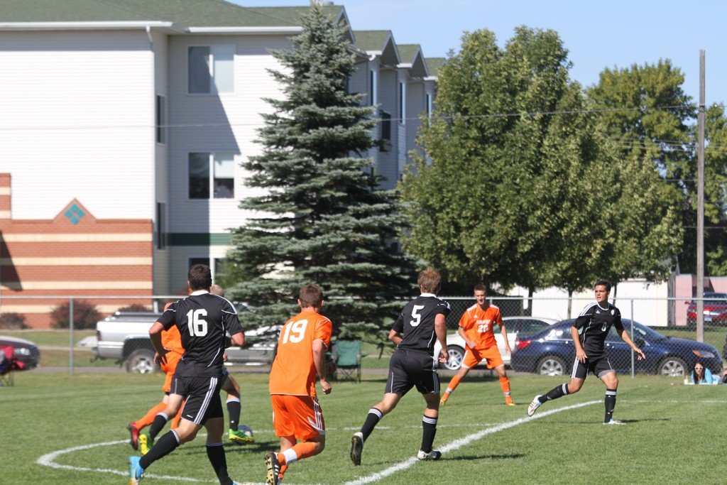 1st Jimmies 3, Dordt 0 on 21Sep13 Photo