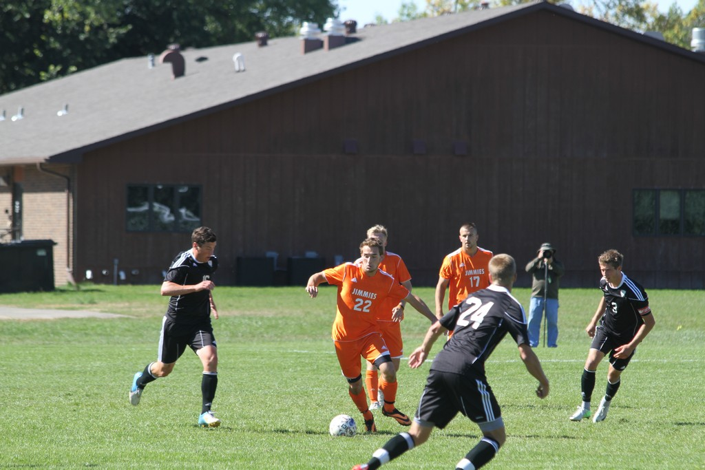 8th Jimmies 3, Dordt 0 on 21Sep13 Photo