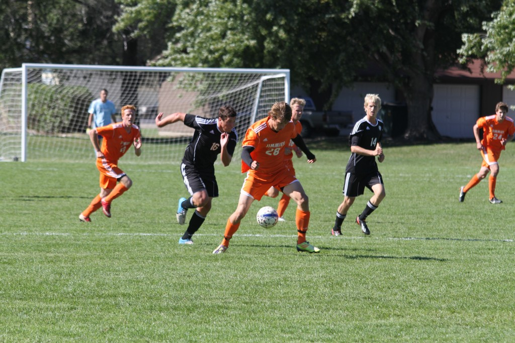 17th Jimmies 3, Dordt 0 on 21Sep13 Photo
