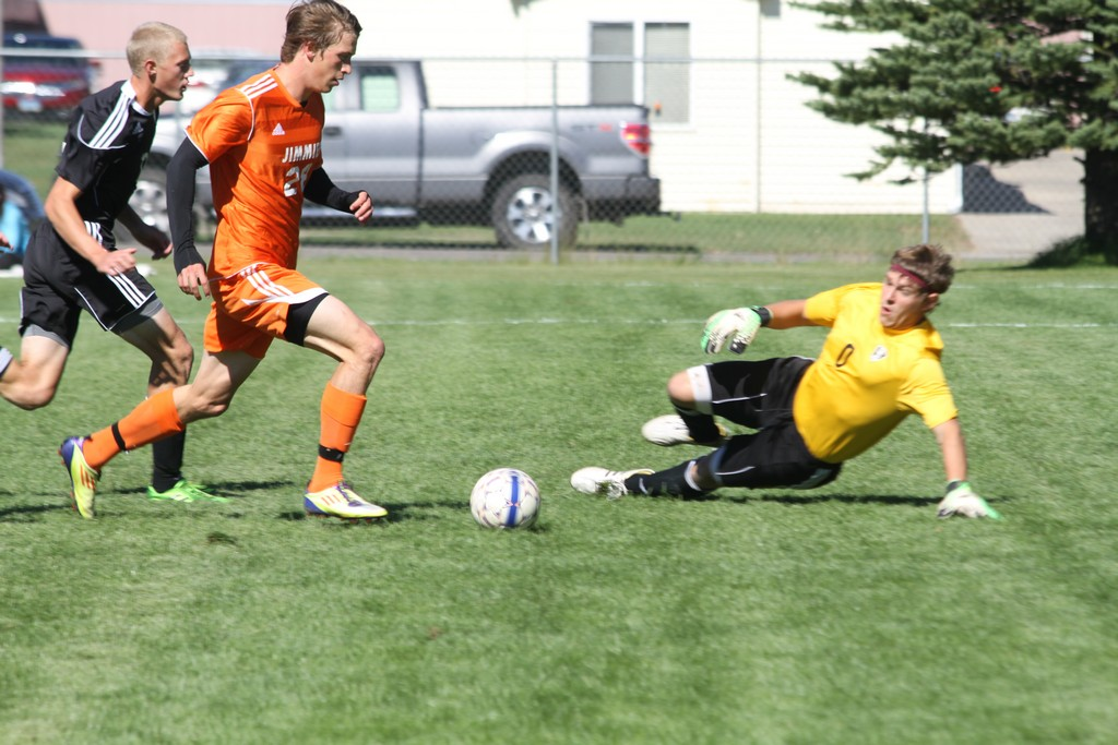 21st Jimmies 3, Dordt 0 on 21Sep13 Photo