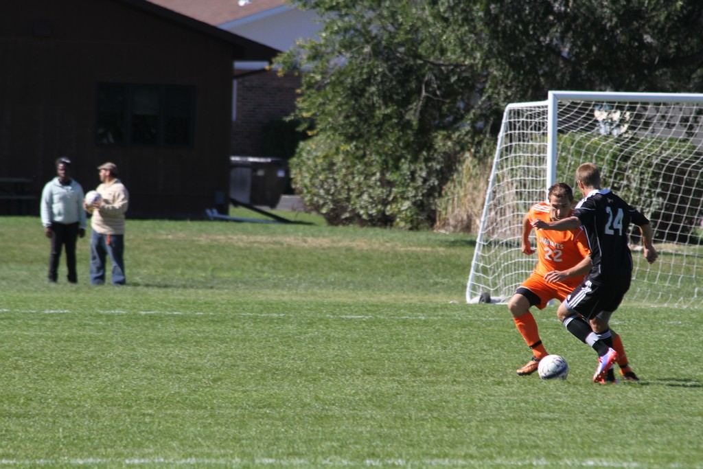 31st Jimmies 3, Dordt 0 on 21Sep13 Photo