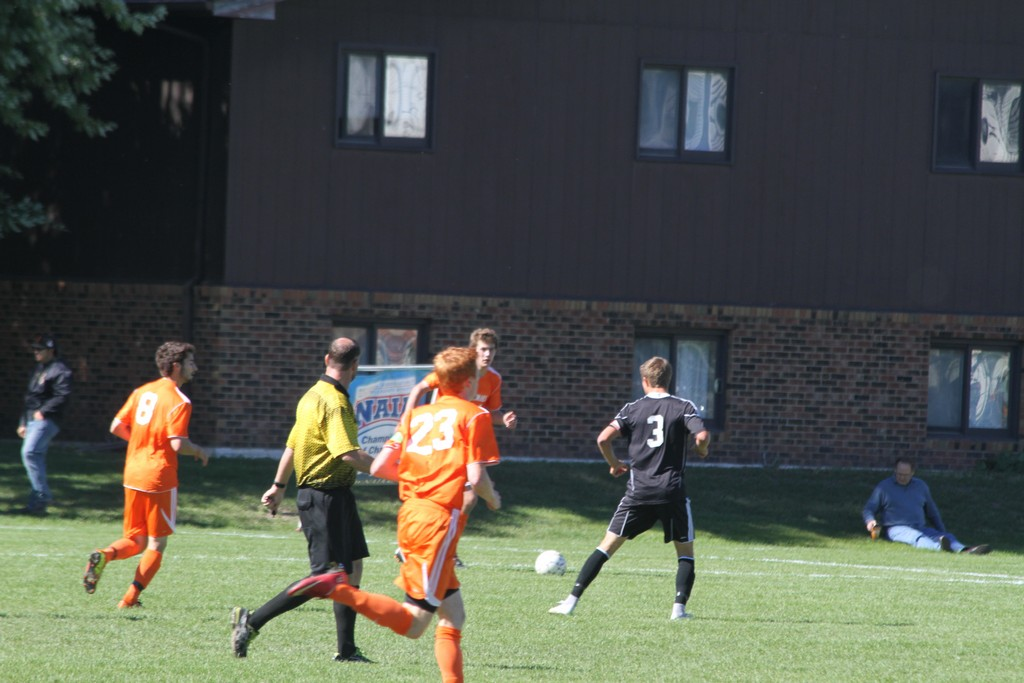 35th Jimmies 3, Dordt 0 on 21Sep13 Photo