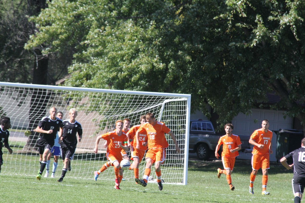 38th Jimmies 3, Dordt 0 on 21Sep13 Photo
