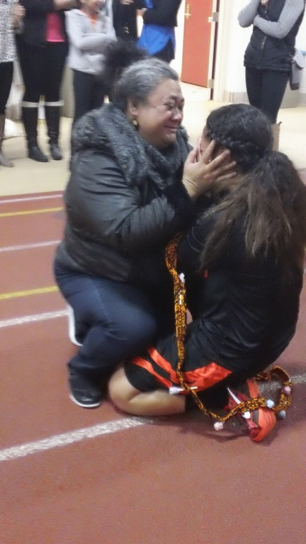 9th Puni Timu Reunites with Mom! Photo