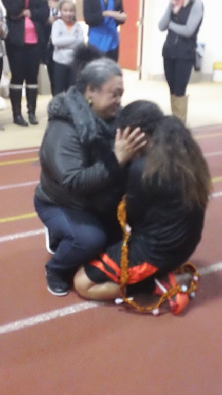 10th Puni Timu Reunites with Mom! Photo