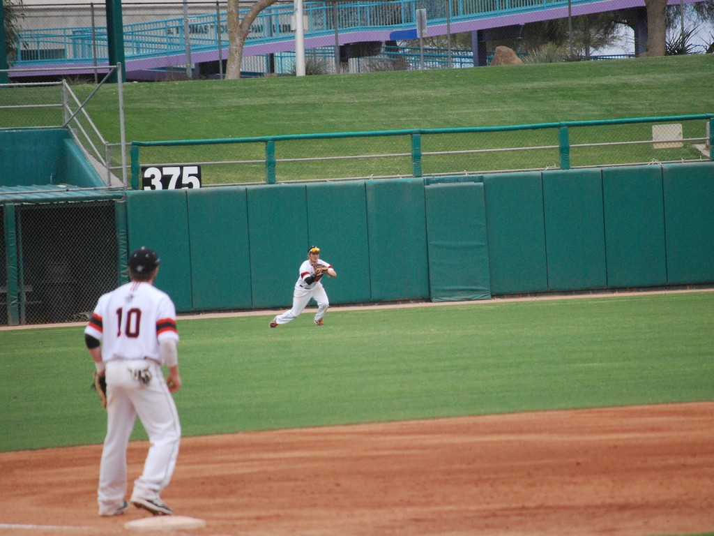 9th 2014 Baseball Tucson Arizona Photo