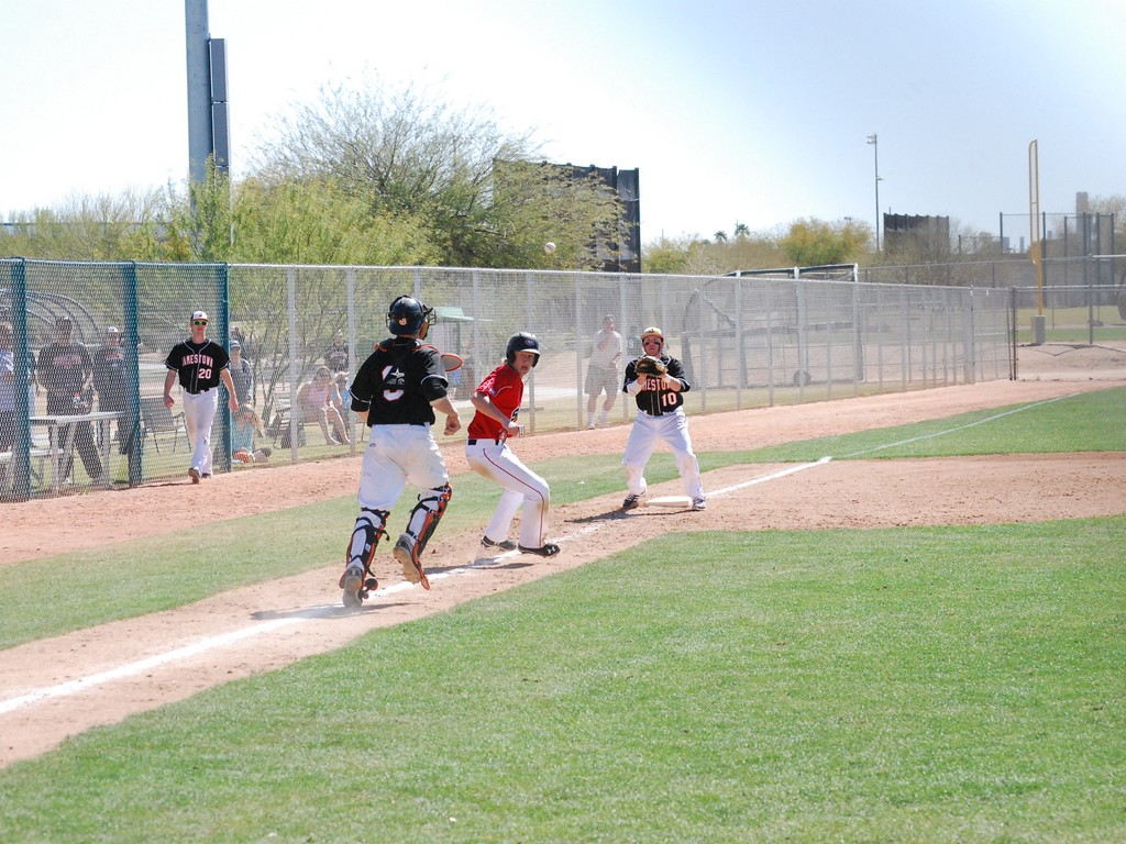 10th 2014 Baseball Tucson Arizona Photo