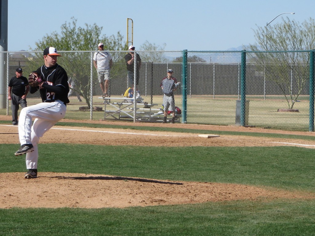14th 2014 Baseball Tucson Arizona Photo
