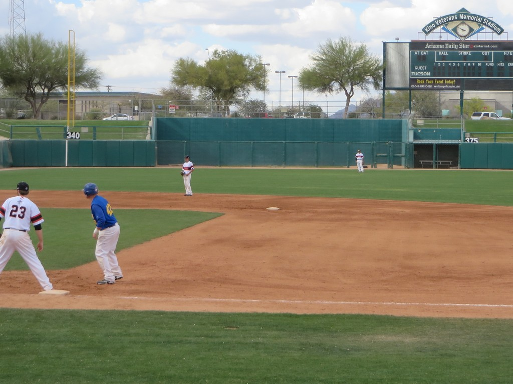 22nd 2014 Baseball Tucson Arizona Photo