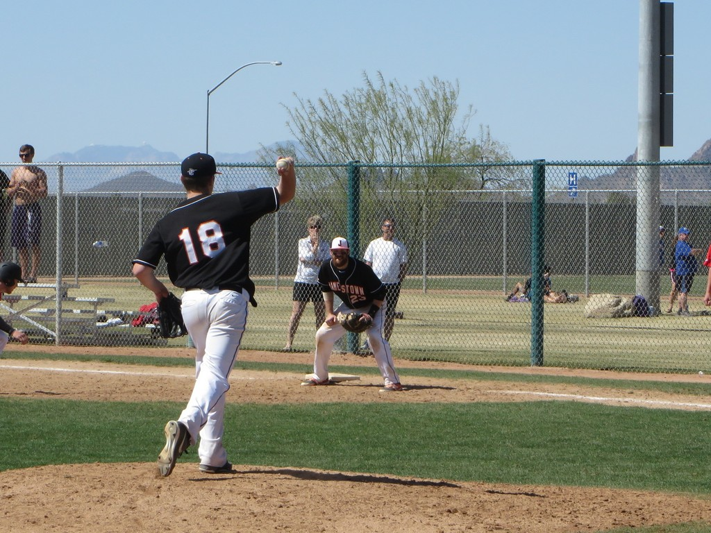 31st 2014 Baseball Tucson Arizona Photo