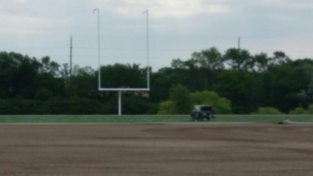 1st New Practice Field Photo