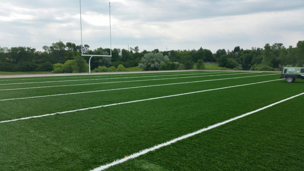 2nd New Practice Field Photo