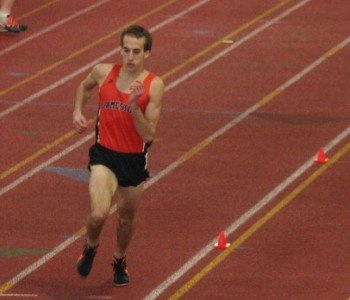 Spencer Kamoni won his second straight 800 with a 1:58.51 Saturday in Moorhead.