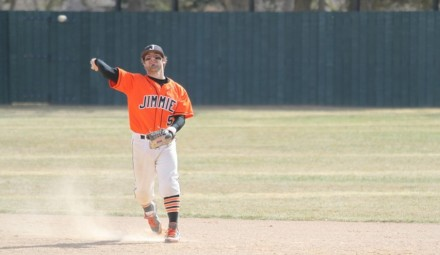 Nolan Skowronek (Jr. Gilbert, AZ) earned All-Conference honors at second base for the 2013 season