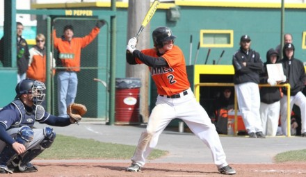 Spencer Flaten (Jr. West Fargo, ND) was named All-Conference in 2013