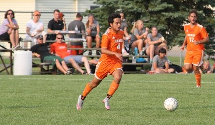 Anuar Kanan had the only Jimmie goal Saturday