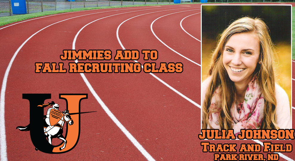 Photo for Julia Johnson signs with University of Jamestown