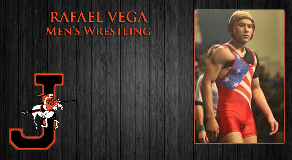 Photo for Rafael Vega signs with University of Jamestown
