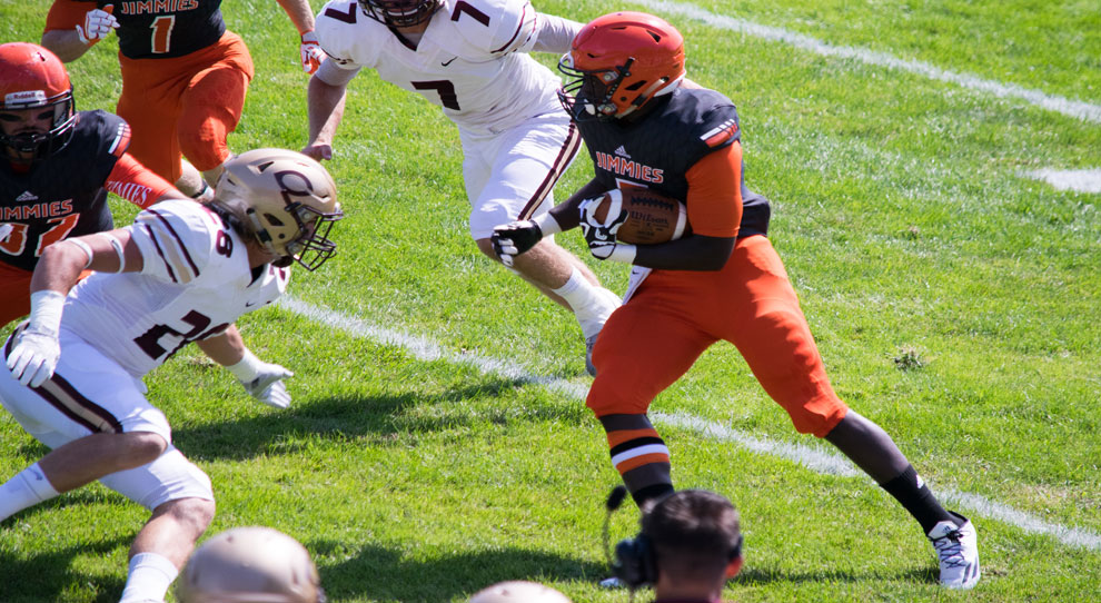 Photo for Jimmies host Comets in NSAA showdown