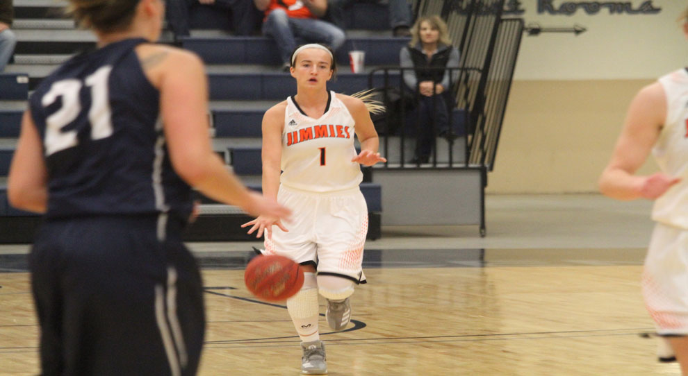 Photo for UJ returns home with conference win over DSU