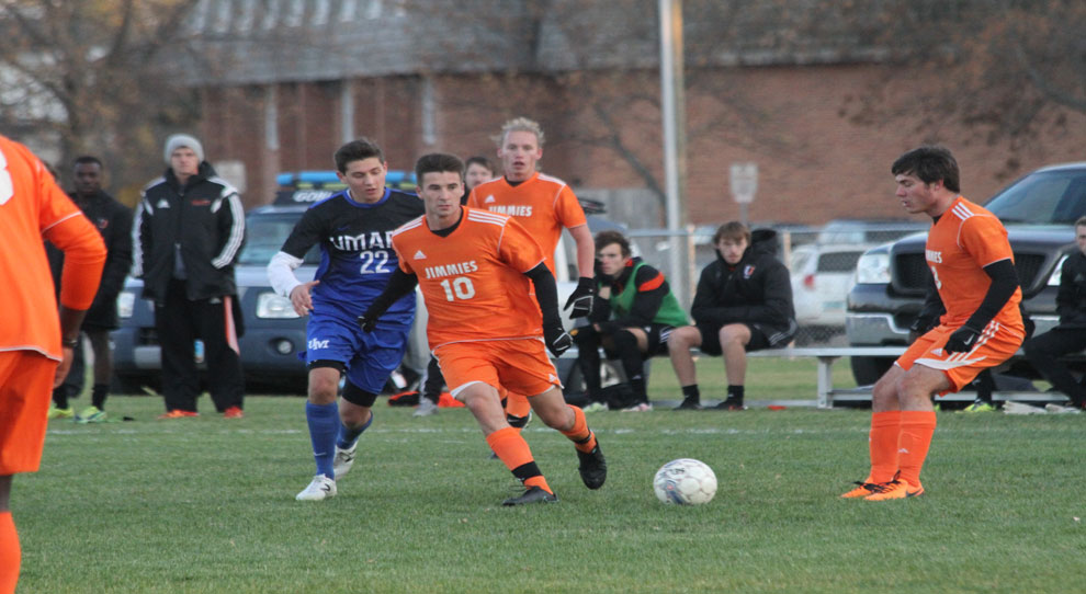 University Of Jamestown Athletics Jimmies Score Three In 2nd To