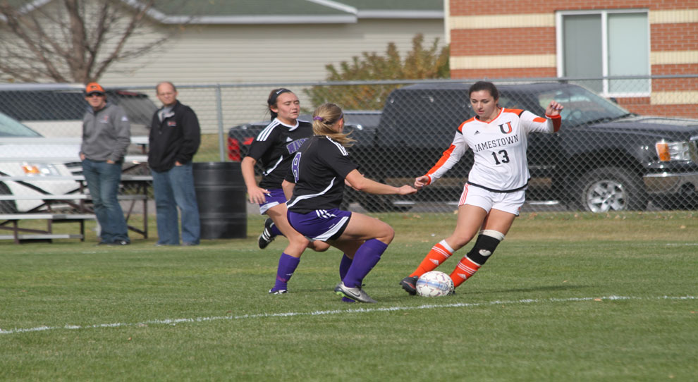 Photo for UJ meets Viterbo in NSAA semifinal