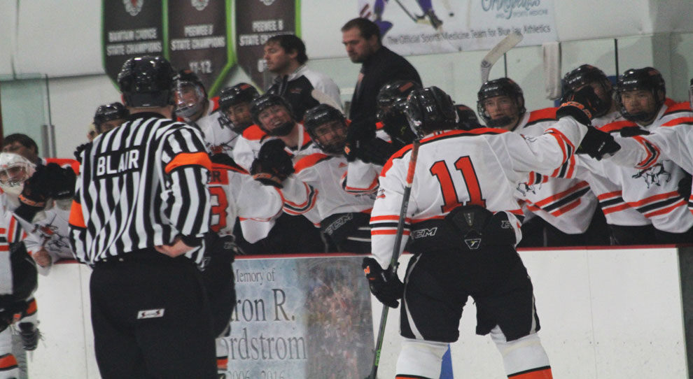 Photo for Jimmies 7th in ACHA Division I rankings