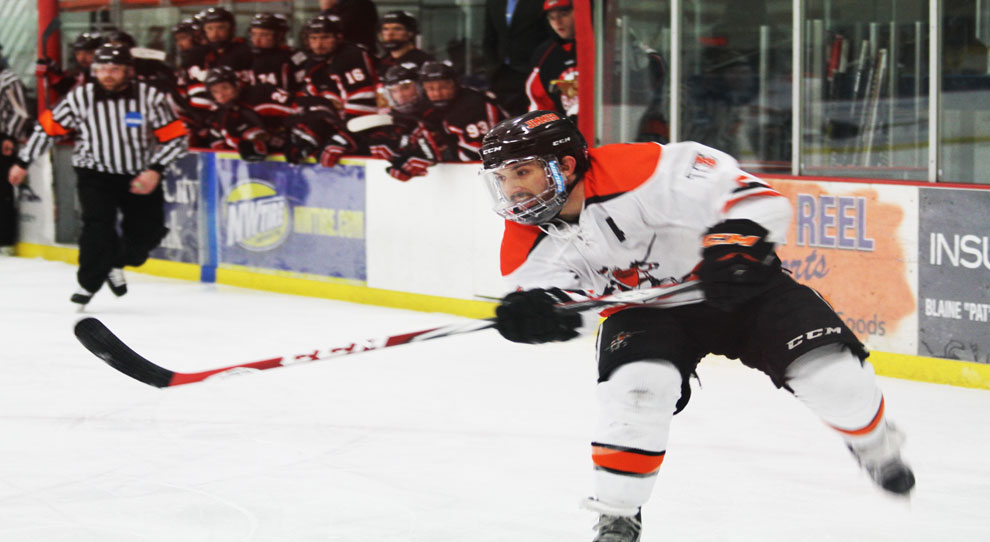 Photo for Jimmies score 4 in win over #1 Minot State