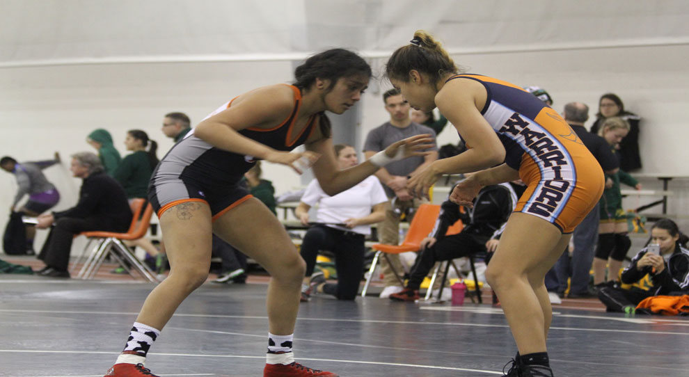 Photo for UJ wrestlers compete in Canada and US Saturday