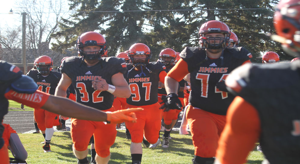 Photo for Jimmies earn NSAA All-Conference honors
