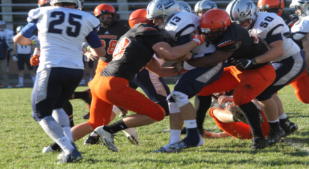 Photo for UJ ends season with loss to Blue Hawks