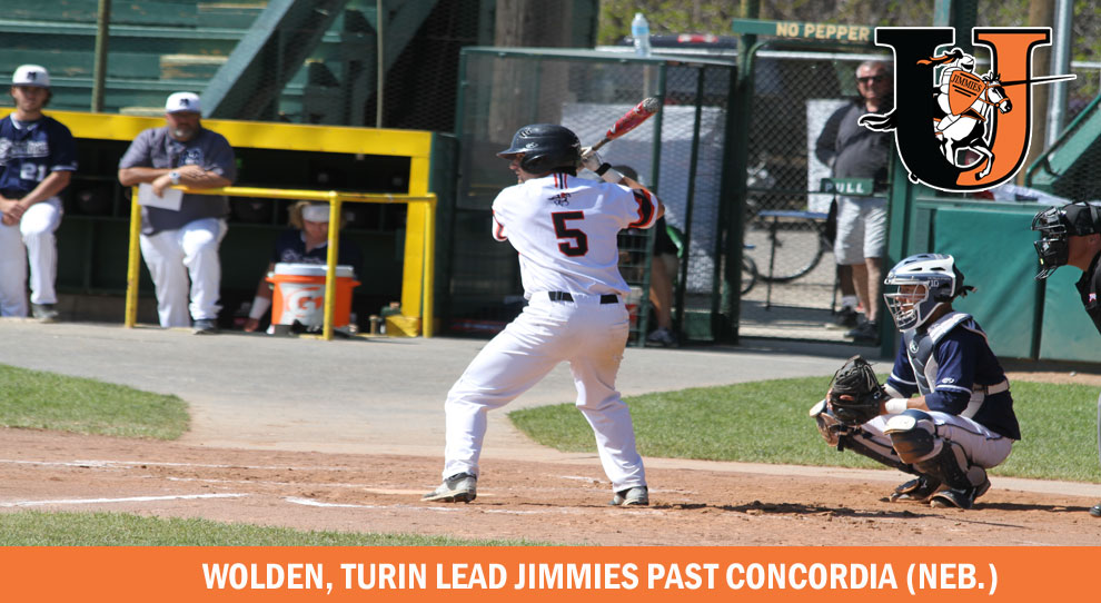Photo for Jimmies break out bats in win over Concordia