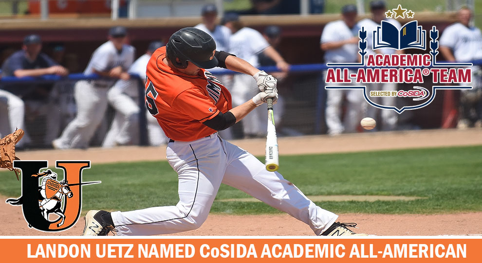 Photo for Landon Uetz named 2017 CoSIDA Academic All-American