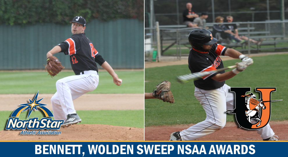 Photo for Bennett and Wolden sweep NSAA awards