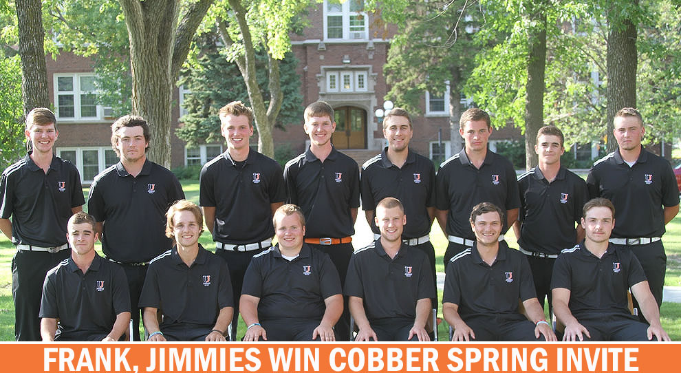 Photo for Frank, Jimmies win Cobber Spring Invite