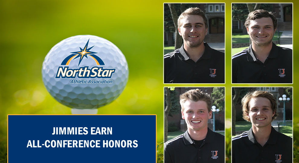 Photo for Jimmies place four on NSAA all-conference team