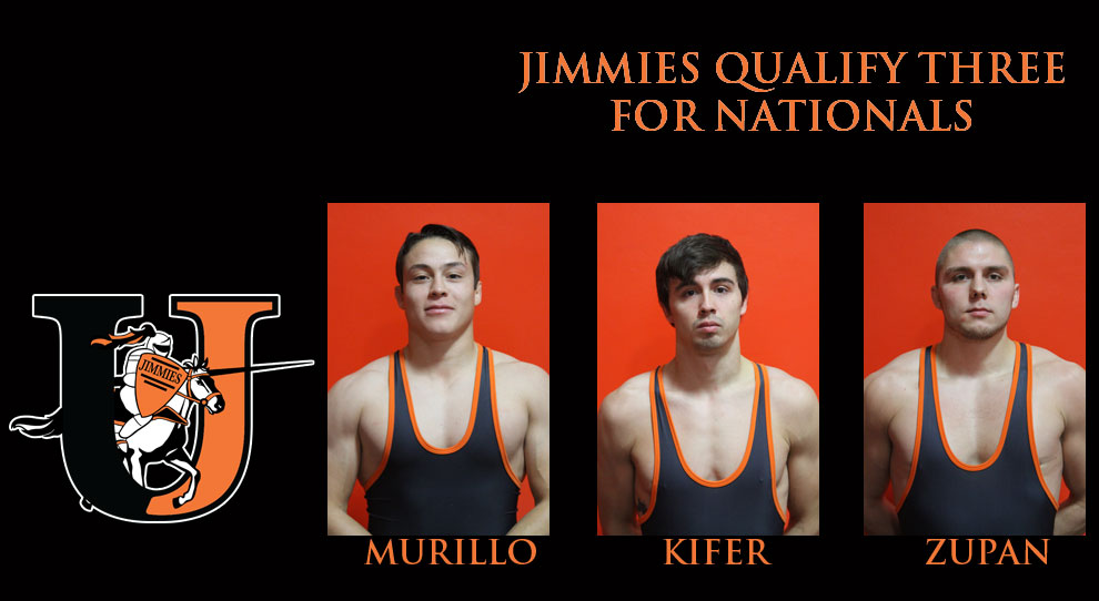 Photo for Murillo, Kifer, and Zupan qualify for Nationals