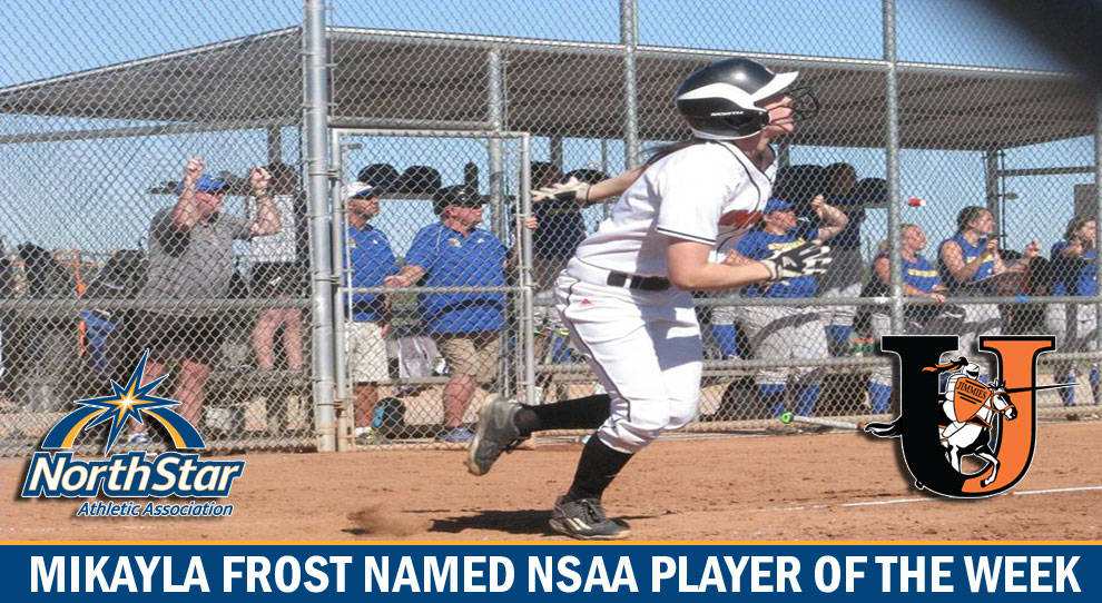 Photo for Mikayla Frost named NSAA Player of the Week