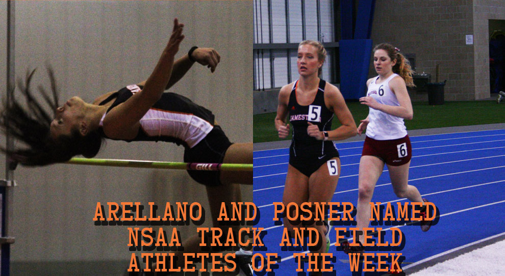 Photo for Arellano and Posner named NSAA Track and Field Athletes of the Week
