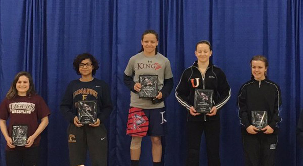 Photo for Fearnside 2nd at WCWA; finishes as 4-time All-American