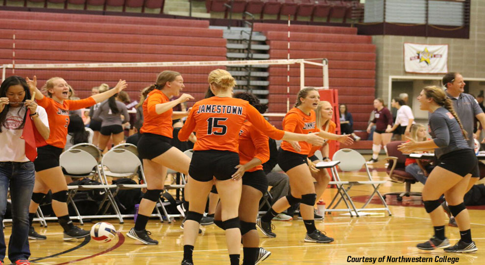 Photo for Jimmies finish with split at Red Raider Classic