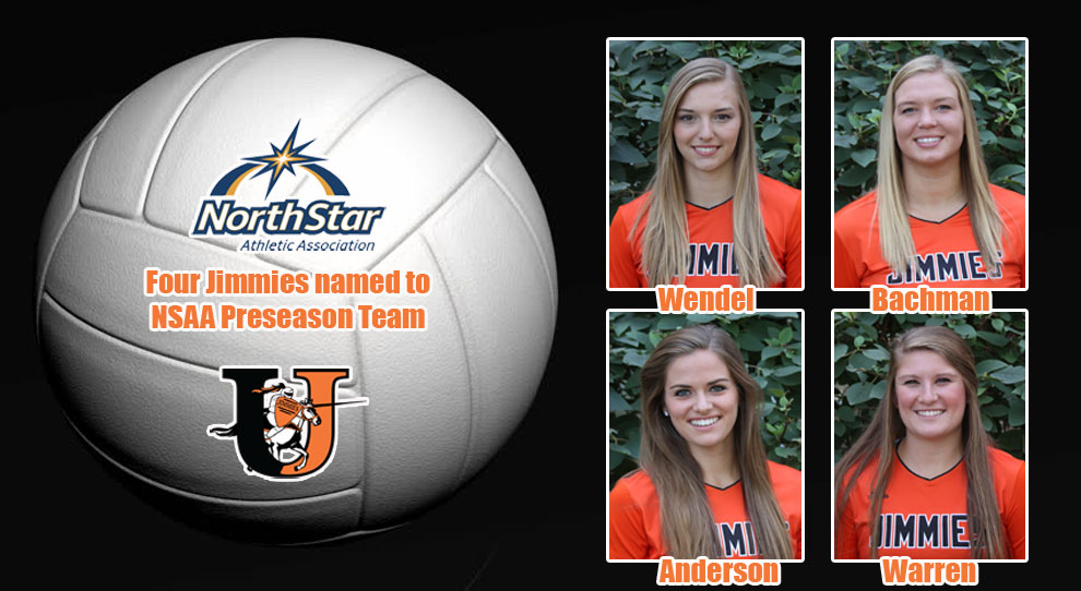 Photo for Four Jimmies named to NSAA Preseason Team