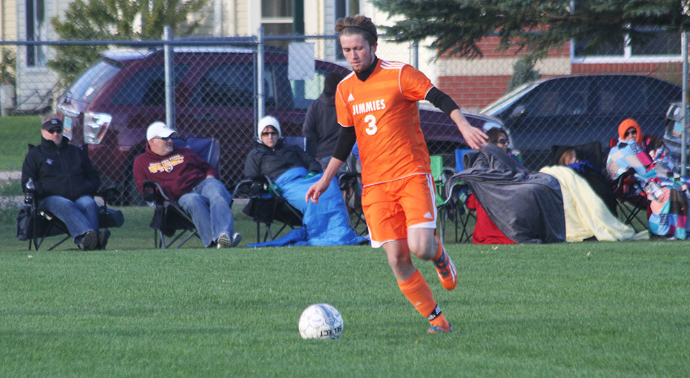University Of Jamestown Athletics Jimmies Shut Out By Umary