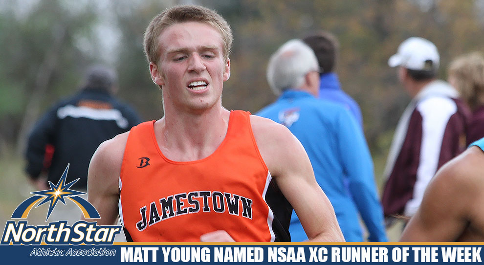 Photo for Matt Young named NSAA Men's Cross Country Runner of the Week