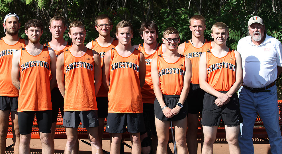 Photo for UJ hosts Jimmie Invitational