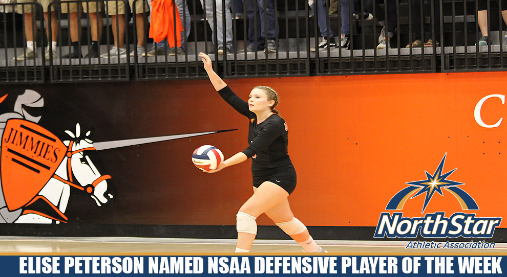 Photo for Elise Peterson named NSAA Defensive Player of the Week