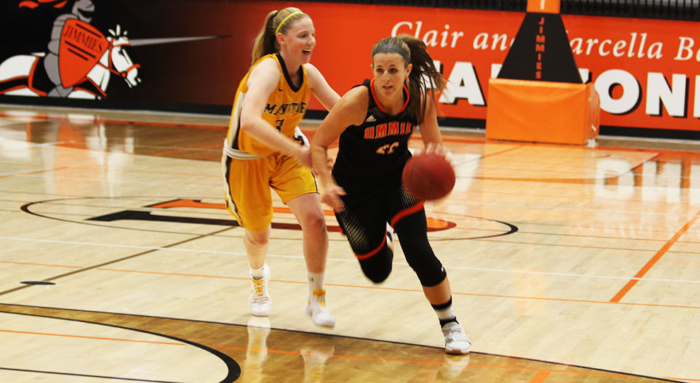 Photo for UJ takes down Manitoba 90-64