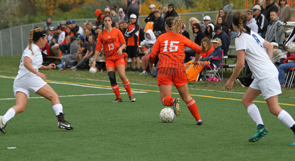 Photo for Five first-half goals fuel UJ win