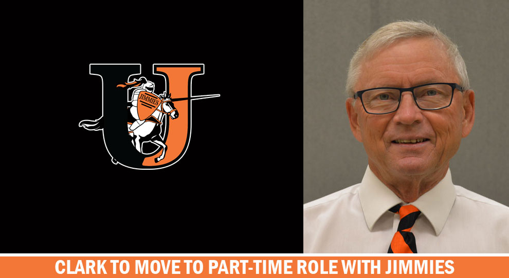 Photo for Clark to move to part-time role with Jimmies