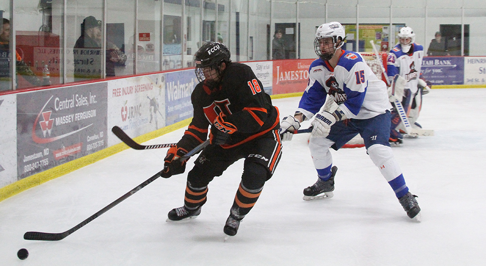 University Of Jamestown Athletics Jimmies Win First Game Of Nd